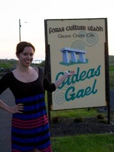 Mise ag Oideas Gael, Dún na nGall 2013!
